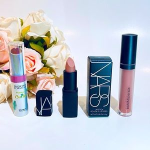 NEW Lipstick bundle NARS Bareminerals NWOT